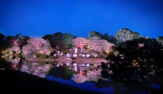 限られた時間で自然を感じる。東京から近い自然スポット特集。 -六義園編
