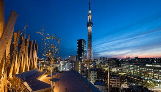 あえて東京に泊まる。「ONE@Tokyo」東京の良さを再発見。